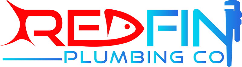 redfin plumbing logo